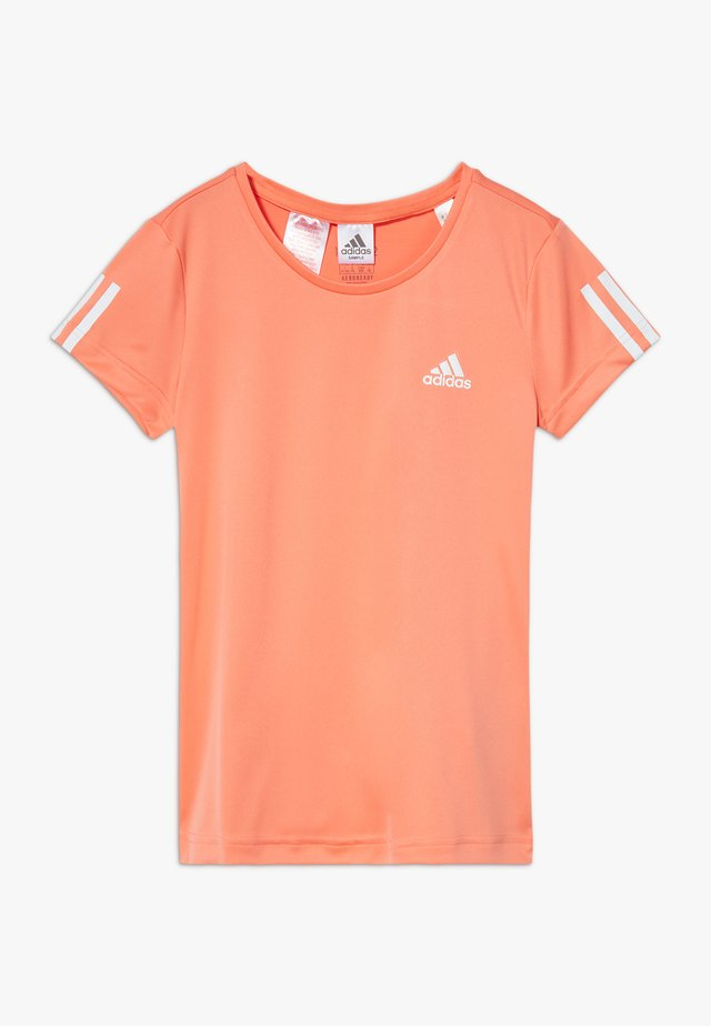 TEE - T-shirt con stampa - orange
