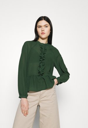 ONLSABBY  - Button-down blouse - green gables