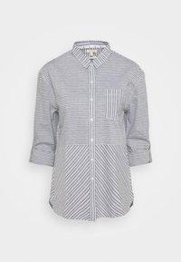 Barbour - LONGSHORE  - Button-down blouse - cloud/navy - 5