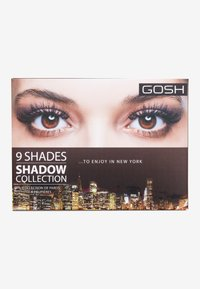 Gosh Copenhagen - 9 SHADES  - Eyeshadow palette - 001 to enjoy in new york - 1