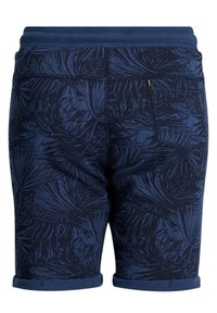 WE Fashion - Pantaloni sportivi - dark blue - 4