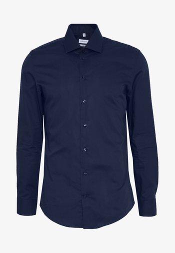 BUSINESS KENT - Kostymskjorta - dark blue