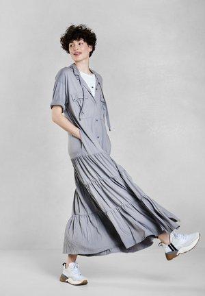Maxi dress - silver grey
