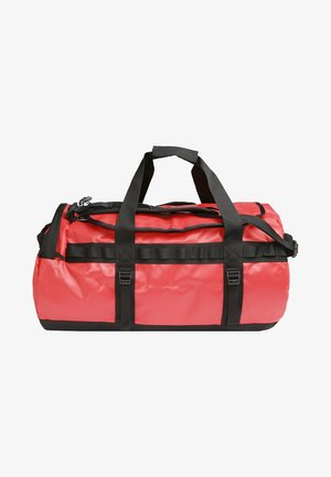 BASE CAMP DUFFEL M UNISEX - Bolsa de deporte - red/black