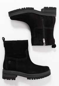 Timberland - COURMAYEUR VALLEY  - Classic ankle boots - black - 3