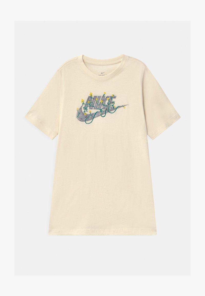 Nike Sportswear - FUTURA UNISEX - T-Shirt print - pure