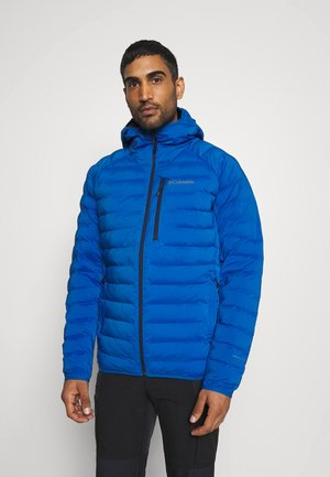 THREE FORKS JACKET - Dunjakke - bright indigo