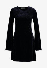 Samsøe Samsøe - TONIA SHORT DRESS - Robe d'été - night sky - 5