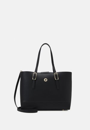 HONEY TOTE SET - Borsa a mano - black
