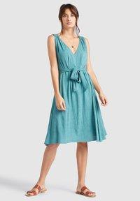 khujo - SPRING - Vestido informal - blau - 1