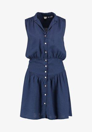SISTER X SHINY NIGHT - Shirt dress - dress blues