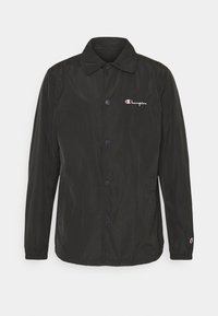 Champion Reverse Weave - COACH JACKET - Let jakke / Sommerjakker - black - 0