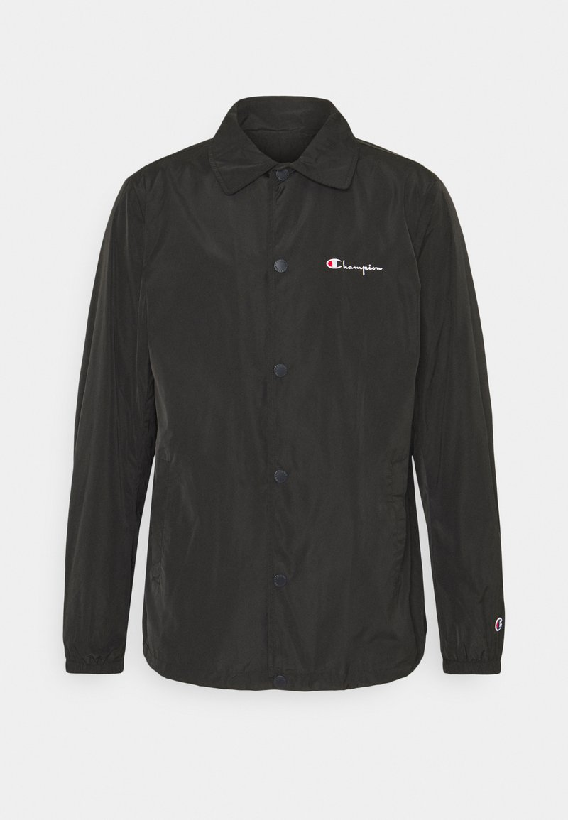 Champion Reverse Weave - COACH JACKET - Let jakke / Sommerjakker - black