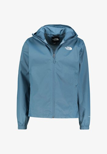 """""""QUEST JACKET M"""" - Waterproof jacket - aqua"""