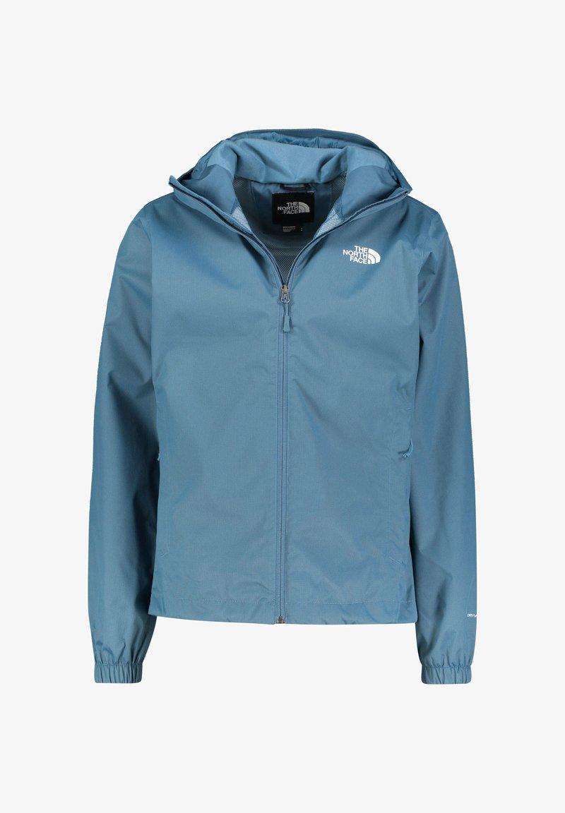 """The North Face - """"QUEST JACKET M"""" - Waterproof jacket - aqua"""