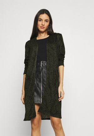 JDYTONSY CARDIGAN - Cardigan - forest night