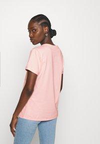 Liu Jo Jeans - T-shirts med print - wild rose - 2