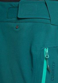 PYUA - RELEASE - Pantaloni da neve - petrol blue - 3