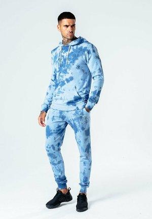 Tracksuit bottoms - navy/blue