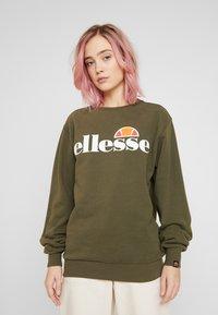 Ellesse - AGATA - Sweatshirt - khaki - 0