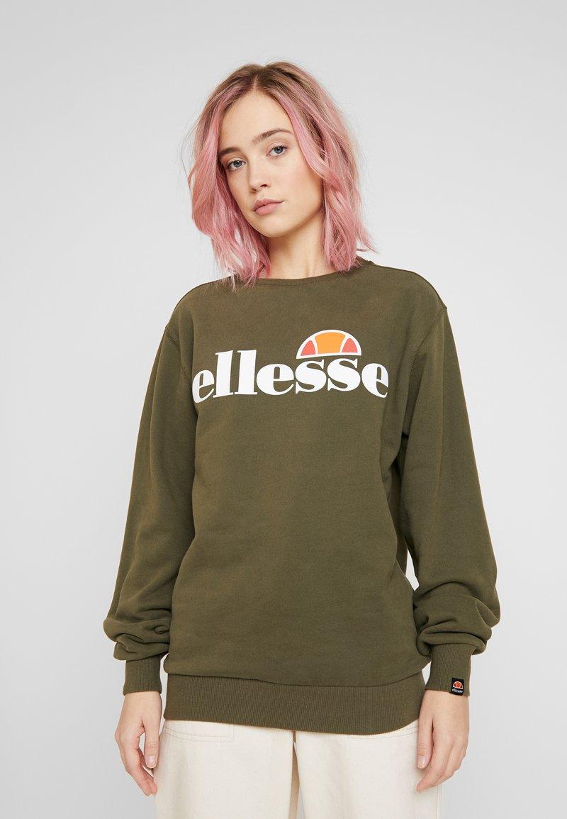 Ellesse - AGATA - Sweatshirt - khaki