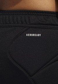 adidas Performance - TIERRO GOALKEEPER TRACKSUIT BOTTOMS - Verryttelyhousut - black - 6