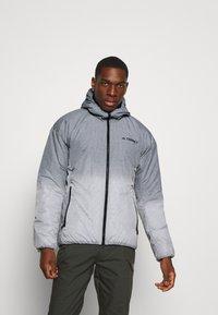 adidas Performance - WINDWEAVE INS - Training jacket - grey - 0