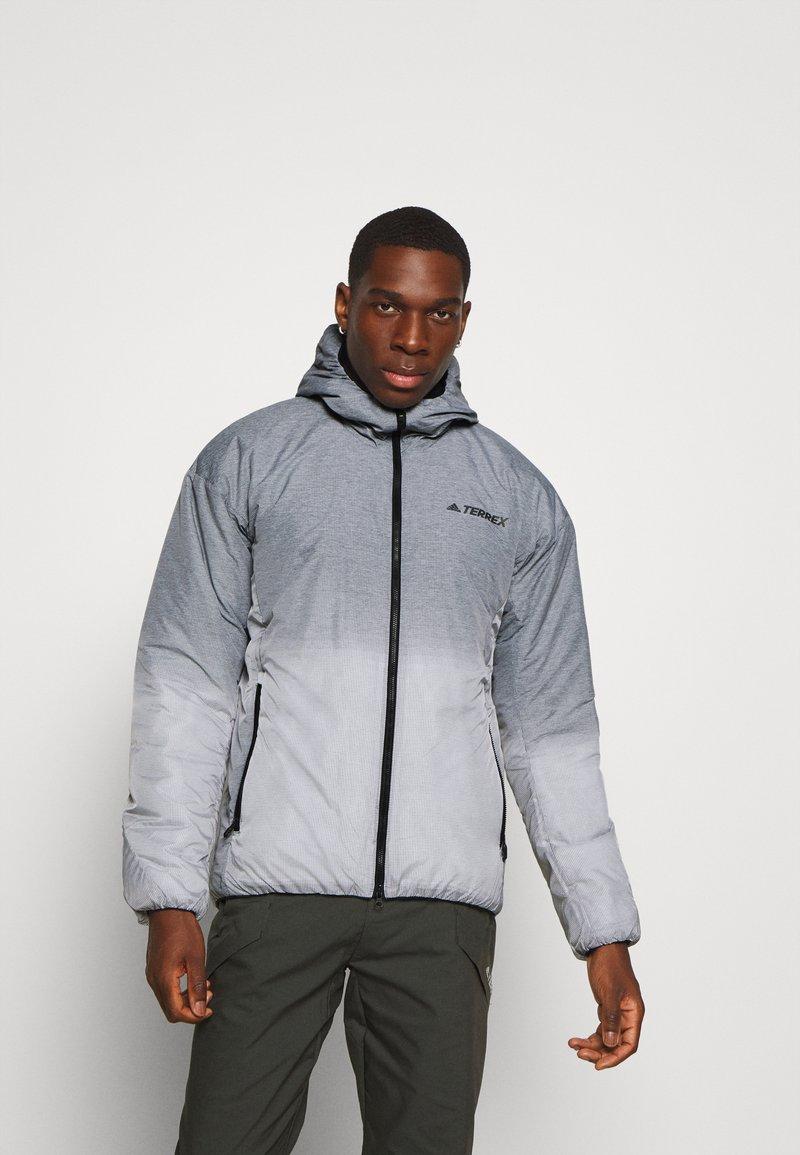 adidas Performance - WINDWEAVE INS - Training jacket - grey