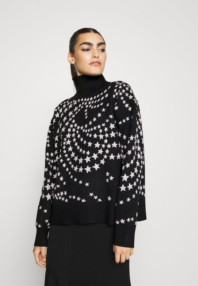 BEESIA - Jumper - black