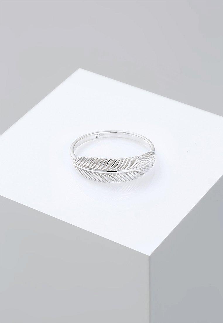 Elli - FEDER - Ring - silberfarben
