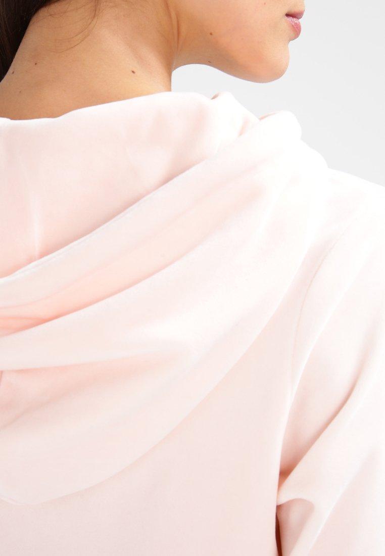 Urban Classics Hoodie - Pink/lyserosa