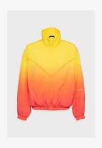 Calvin Klein Jeans - WINDBREAKER - Bomber Jacket - yellow - 4