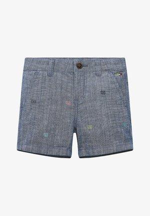 TURN-UP  - Short - medium chambray