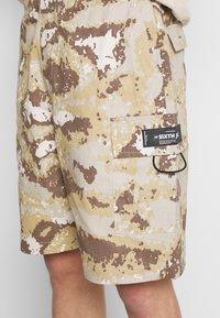 Sixth June - CAMO CARGO - Shorts - beige - 4