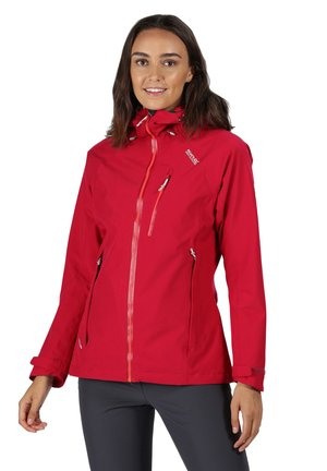 BIRCHDALE  - Outdoor jacket - dark cerise