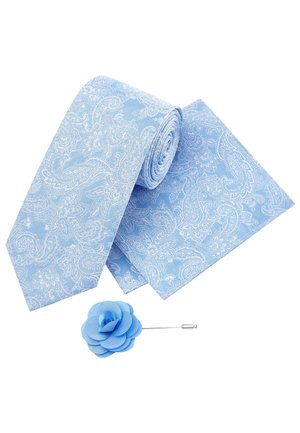 SET - Pocket square - blue