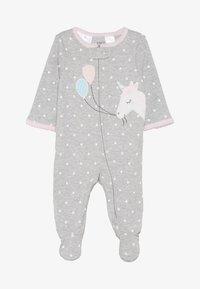 Carter's - INTERLOCK UNICORN BABY - Pyžamo - grey - 2