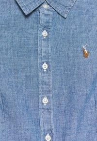 Polo Ralph Lauren - CHAMBRAY DRESSES - Denimové šaty - indigo - 2