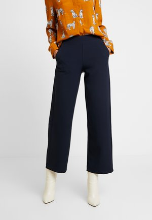 DUNA PANTS - Bukse - navy