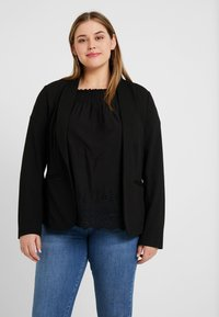 Zalando Essentials Curvy - Bleiseri - black - 0