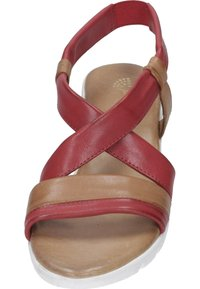 Piazza - Wedge sandals - rot - 4