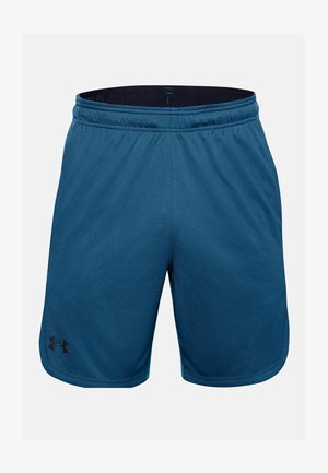 TRAINING SHORTS - Sports shorts - graphite blue