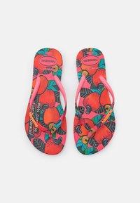 Havaianas - SLIM FIT SUMMER - Pool shoes - pink porcelain - 0