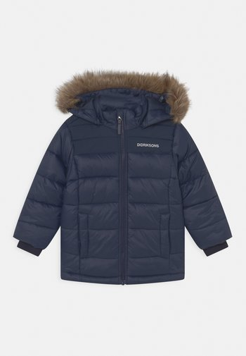 DIGORY UNISEX - Cappotto invernale - navy