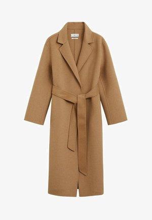 BATIN - Classic coat - mittelbraun