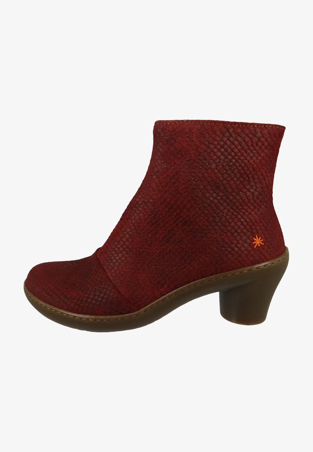 Classic ankle boots - piton-rioja