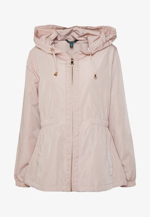 ANORAK SYNTHETIC JACKET - Parkas - pink