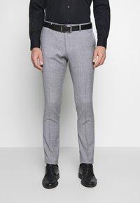Bruun & Stengade - ALSACE SET - Kostym - grey - 4