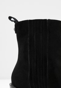 KIOMI Wide Fit - Cowboy/biker ankle boot - black - 2