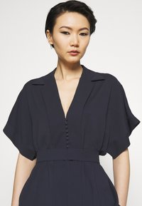 HUGO - CELONA - Button-down blouse - open blue - 3